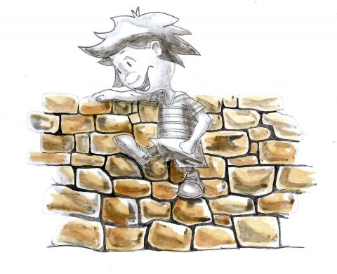 Átjutok a falon